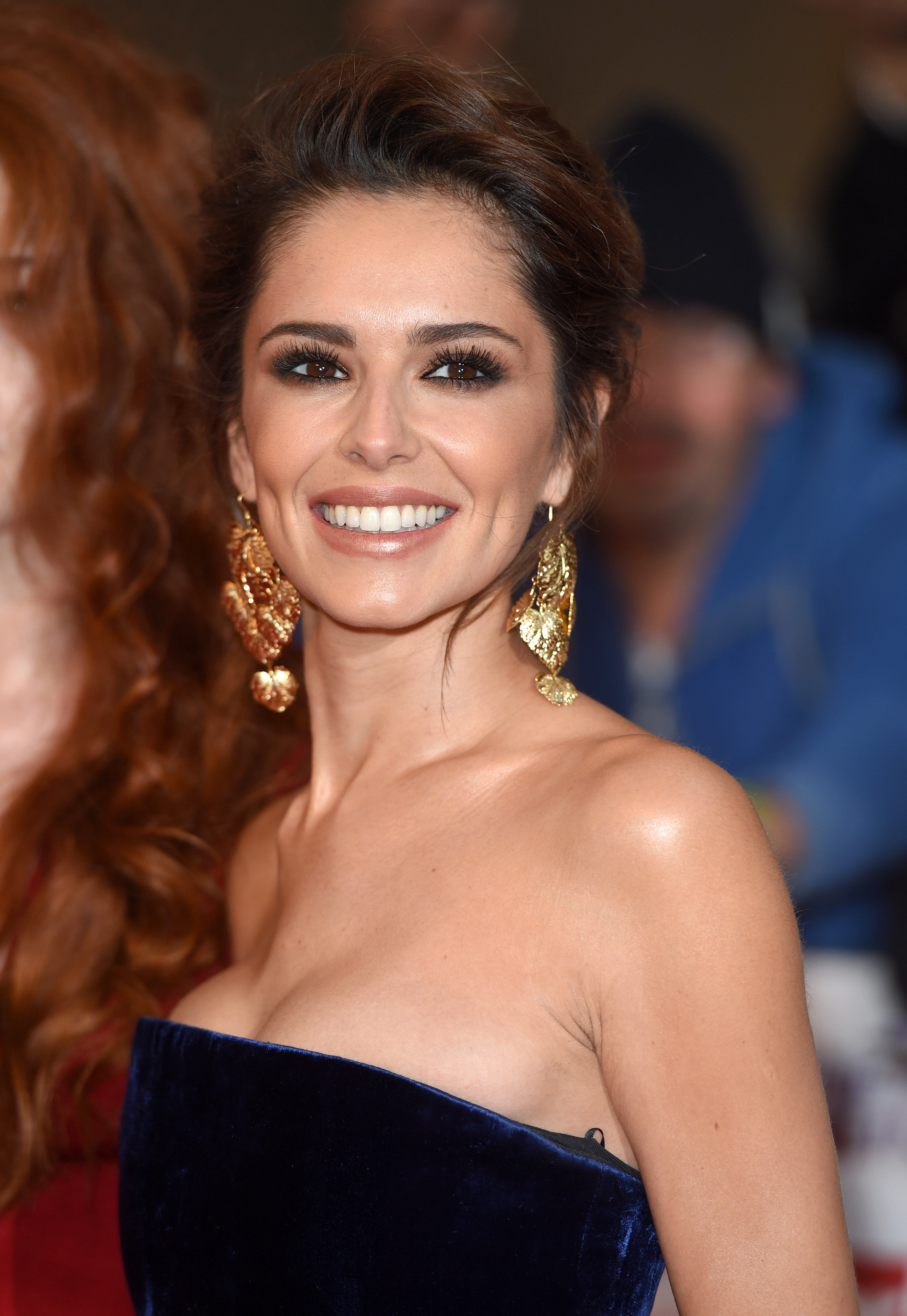 LONDON, ENGLAND - SEPTEMBER 28: Cheryl Fernandez-Versini attends the Pride of Britain awards at The Grosvenor House Hotel on September 28, 2015 in London, England. (Photo by Karwai Tang/WireImage)