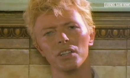 Legends: David Bowie