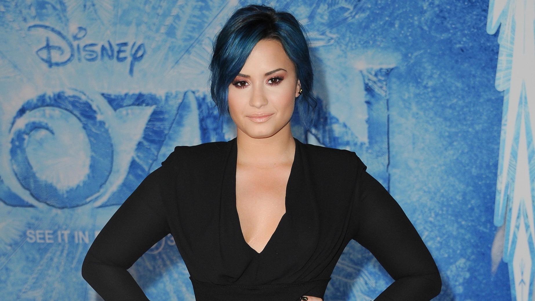 Demi Lovato, Idina Menzel And Disney Sued Over 'Frozen ...