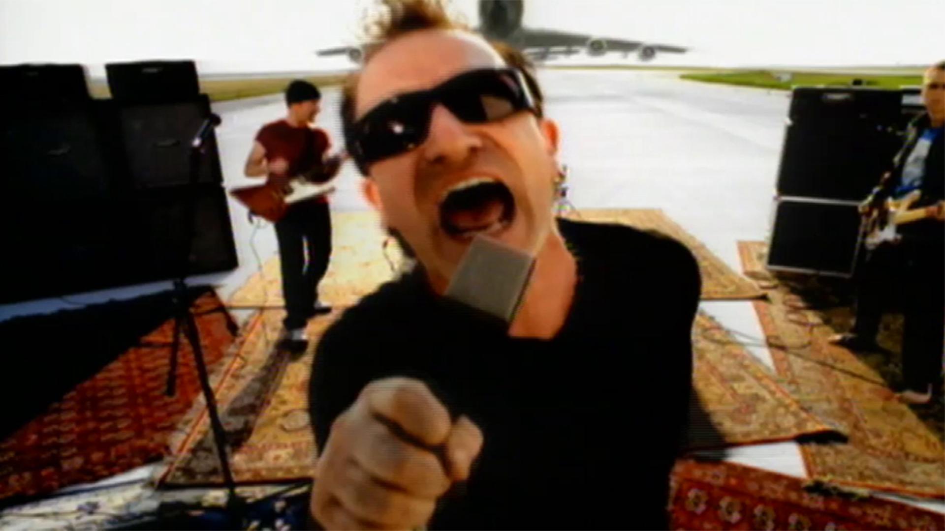 Legends: U2