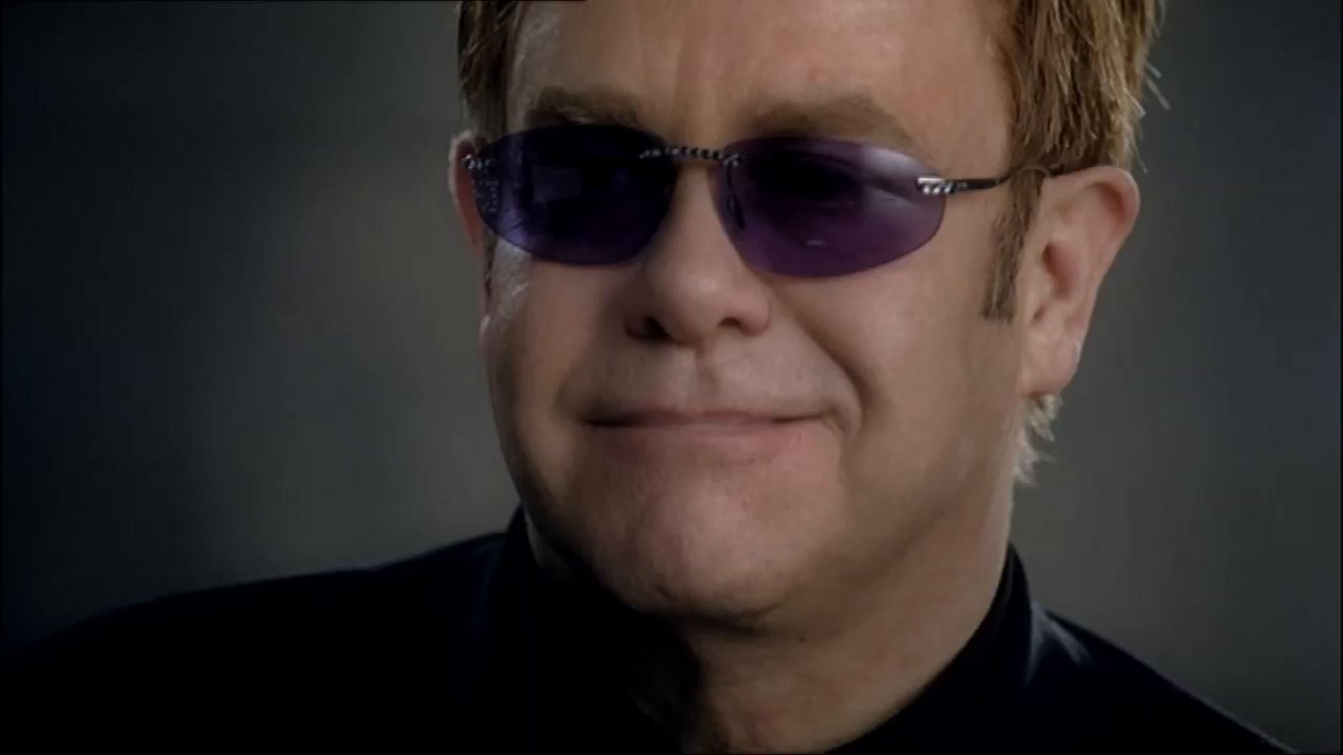 Legends: Elton John