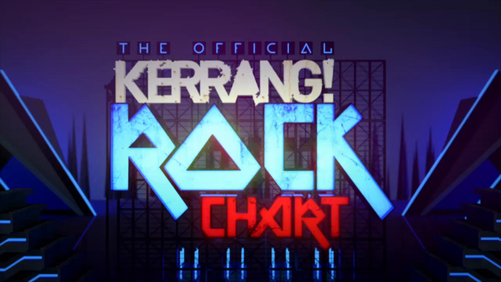 Official Kerrang! Rock Chart