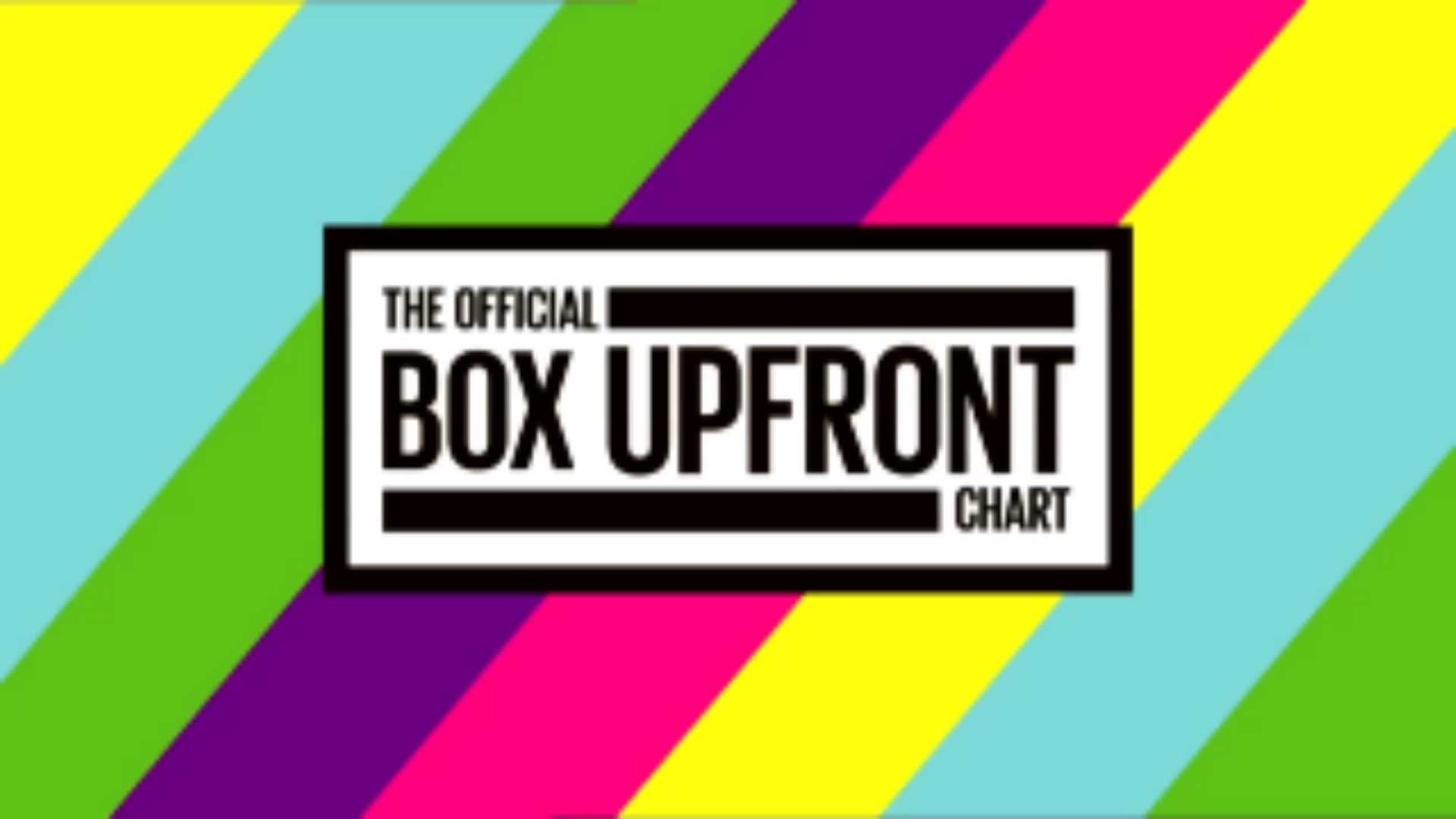 Official Box Upfront Chart